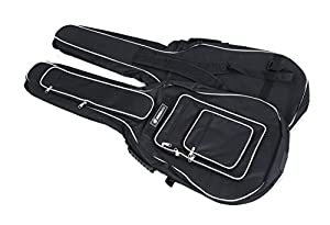 41 inch Acoustic Guitar Bag by ZozimusMusic: A Premium Gig Case for your Classical or Acoustic Guitar. from NGDTrading Ltd.