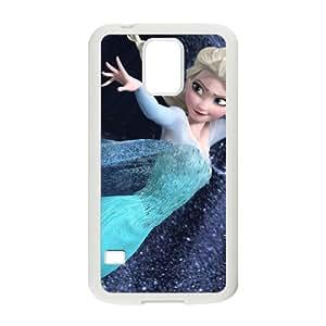 Frozen Princess Elsa Cell Phone Case for Samsung Galaxy S5