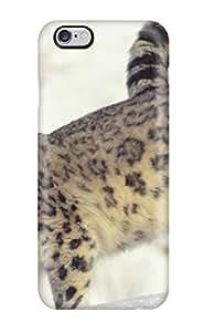 2731819K53124383 Perfect Tpu Case For Iphone 6 Plus/ Anti-scratch Protector Case (snow Leopard)