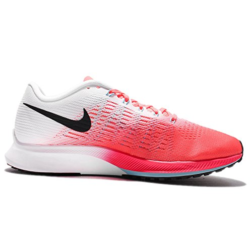 Punch Femme 9 Air Hot Zoom Nike Elite white black Wmns Running Y7Sn68qH6
