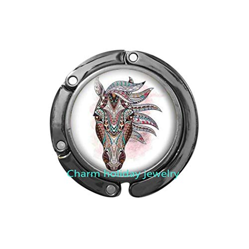 Horse Purse Hook~Horse Gifts-Horse Jewellery~Horse Riding Gifts~Horse Lover Gifts-#115
