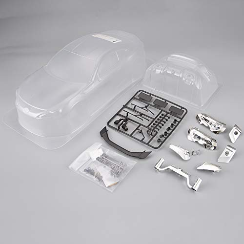 Cumtur Construction/Spelling Blocks,Killerbody 48575 Subaru BRZ Transparent car Shell ()