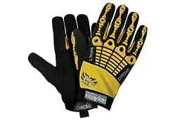 Hexarmor Gloves - Cut 5 Impact Chrome Series Gloves - X-Large / 10