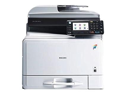 MP SPF Black and White Laser Multifunction Printer