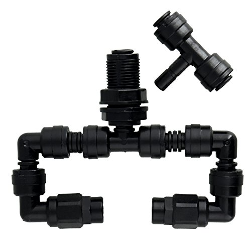 MistKing 22255 Double Misting Assembly Fitting T Value by MistKing