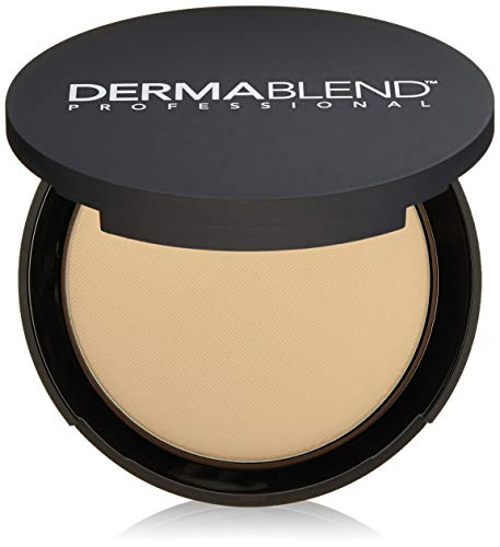 Dermablend Intense Powder High Coverage Foundation, 0C Ivory, 0.48 Oz.
