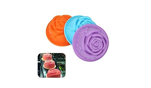 zsbdb5edvq Baking Mold for Baking Cake Fondant Jelly Random Round Chocolate Soap Mold Decor Durable Eco-Friendly DIY Ice Cube Tray