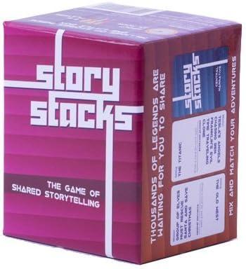 Playground Zero Story Stacks: First Edition - Juego de Cartas para Fiestas: Amazon.es: Juguetes y juegos
