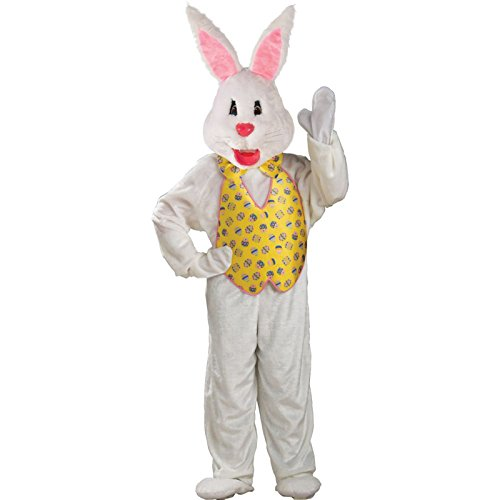 Rubie's Deluxe Bunny Suit With Hood, Multi, X-Large Costume -