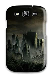 Defender Case For Galaxy S3, Post Apocalyptic Pattern