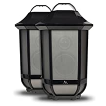 Acoustic Research® Glendale Indoor/Outdoor Speakers - 2 Pack