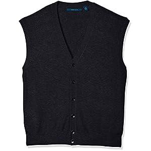 Perry Ellis Men's Jersey Knit Vest