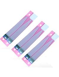 """Batería Tiras de pegamento calcomanía Sustitución Parte para iPhone 6 (4.7"""") 3pcs lot"""