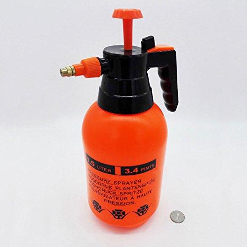 Sedeta 1.5 L Car Washer Hand-Pressure Hand Pump Sprayer Bottle Pressurized Spray Bottle