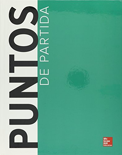 Puntos De Partida W/Connect Access