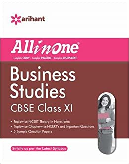 All in one business studies cbse class 11th old edition amazon all in one business studies cbse class 11th old edition amazon akanksha sharma books malvernweather Choice Image