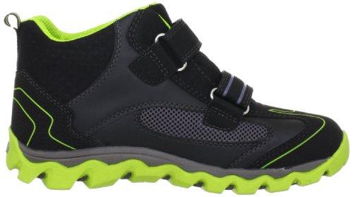 Superfit Spike 90048502 - Zapatos de tela para niño Negro