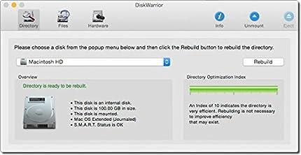 Amazon com: Disk Warrior 5 - Mac (select) Version 5 Edition: Video Games