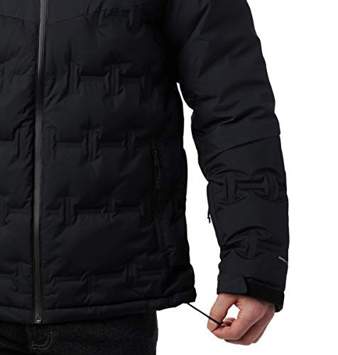 Columbia Men's Wild Card Down Jacket, Waterproof & Breathable