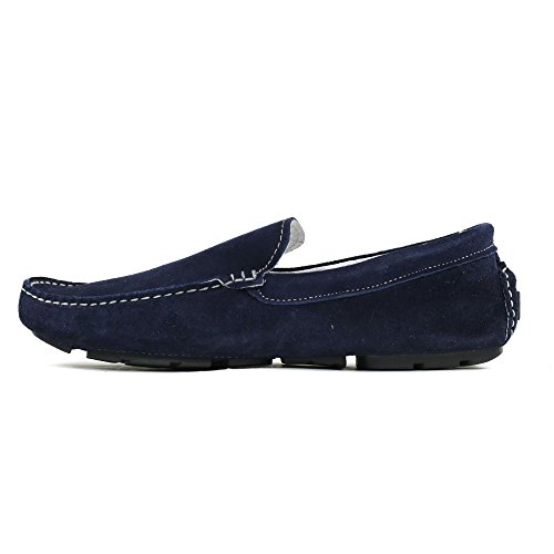 Made Italy Ponton Marineblau - Mokassins Herren Made in Italy 39 Marineblau