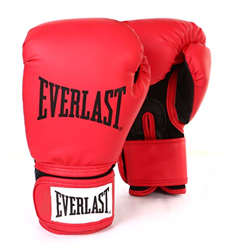 Everlast Boxing Gloves Classic  Red  S  5112GLBG