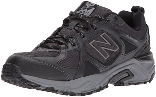 380e935a76 New Balance Men s 481V3 Water Resistant Cushioning Trail Running Shoe