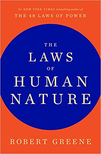 Amazon Fr The Laws Of Human Nature Robert Greene Livres