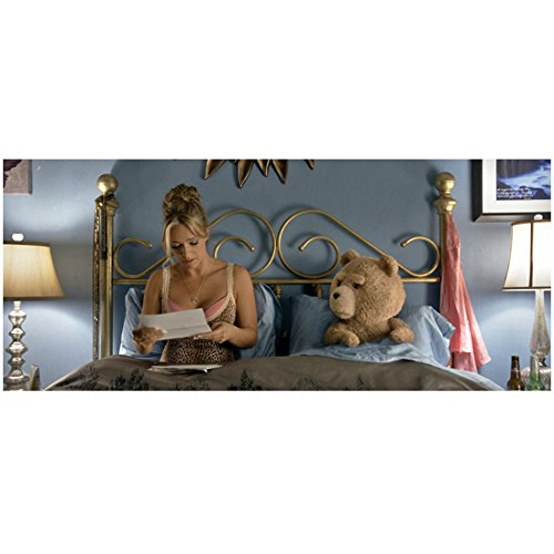 Ted 2 with Jessica Barth as Tami-Lynn in Bed with Ted 8 x 10 Inch Photo]()