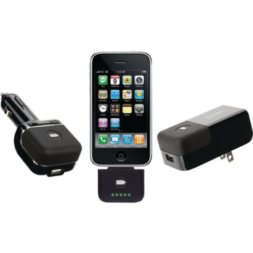 Griffin Technology GFNNA23097 - Griffin IPOD IPHN POWRDUO...