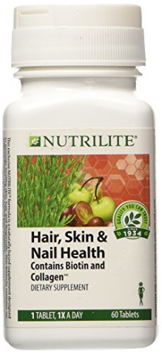 (NUTRILITE® Complex for Hair, Skin & Nails (60 Tablets) )