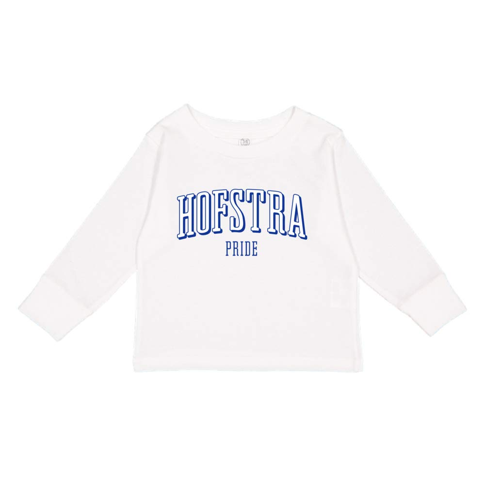 NCAA Hofstra University RYLHOF07 Toddler Long-Sleeve T-Shirt