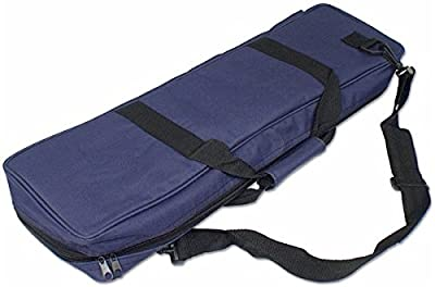 The Chess Store Large Carry-All Tournament Chess Bag - Blue