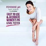 Nutrablast Feminine pH Test Strips 3.0-5.5