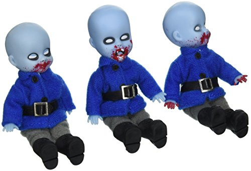 Living Dead Dolls - The Wizard of Oz Flying Monkey Three Pack (Dead Dolls Costumes)