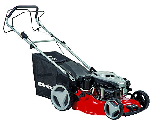 Einhell GC-PM 46/2 S HW-E Self Propelled Petrol Mower with 46 cm Cutting...