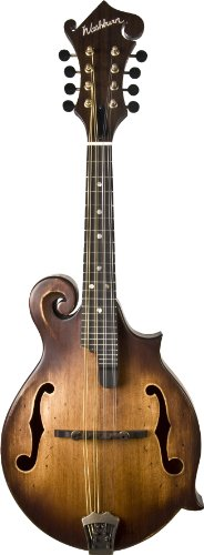 (Washburn Mandolin Series M108SWK, Natural)