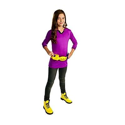 DC Super Hero Girls Batgirl Utility Belt Accessory: Toys & Games