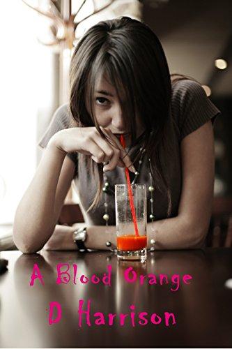 A Blood Orange by [Harrison, D.]