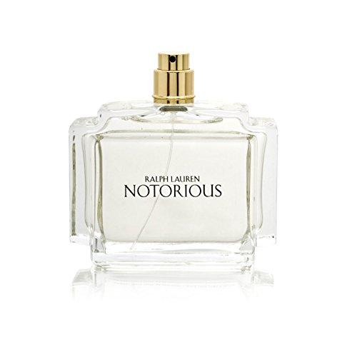 Notorious by Ralph Lauren for Women, Eau De Parfum Natural Spray, 2.5 Ounce