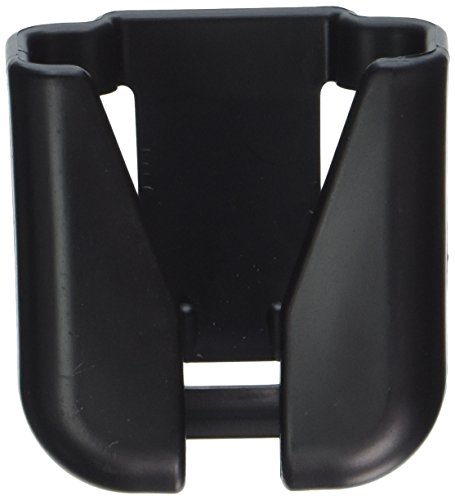 ADC 218 Lightweight Hip Clip Stethoscope Holster, Black, (Pack of 3)