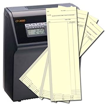 Office Products Time Cards Computer Time Card PK1000 pubfactor.ma