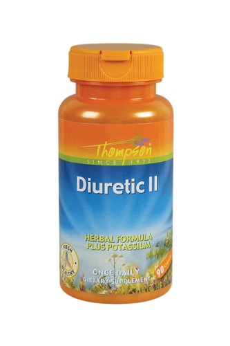 Thompson Diuretic Ii, 90-Count (Pack of 2) by Thompson