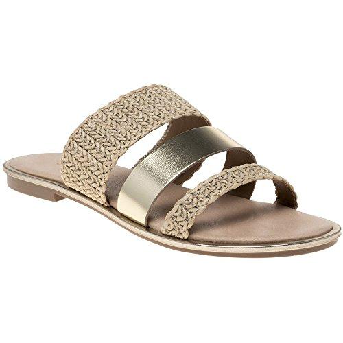 Gold Selina Sandalo Sandalo Donna Donna Selina Sole Sole Gold qxPx4wUTEn