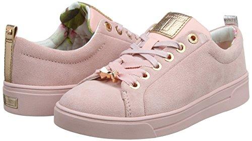 Ted Baker Kelleis Femmes Sneakers Rose