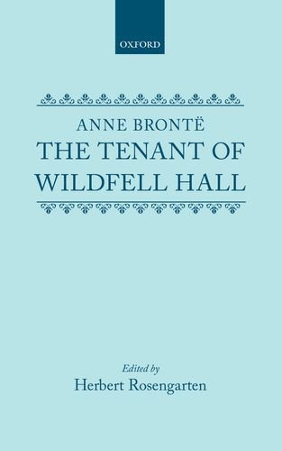 The Tenant Of Wildfell Hall Pdf