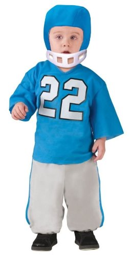 Costumes For All Occasions Fw9781Sm Football Player Toddler (Baby Costume Football Player)