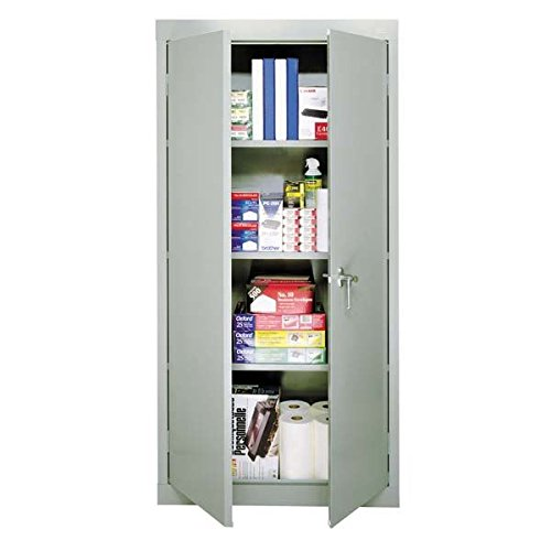- Sandusky Lee VF31301566-05 Storage Cabinet Value Line with 3 Fixed Shelves 30