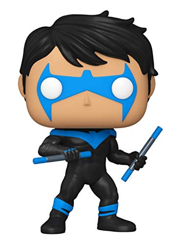 POP Funko Batman 364 Nightwing 2020 Fall Convention Limited Edition