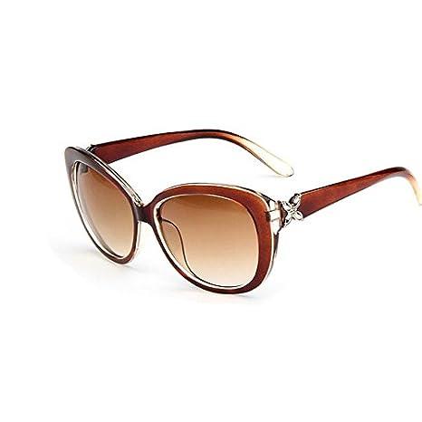 29de8eee43 tocoss (TM) gafas de sol mujeres Original – Funda de lujo de marca estrella