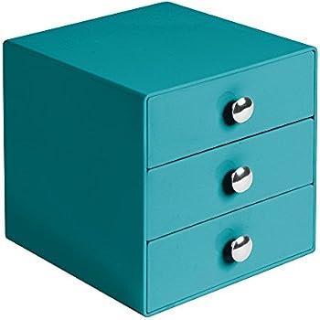 Amazon.com: InterDesign 3-Drawer Storage Organizer for
